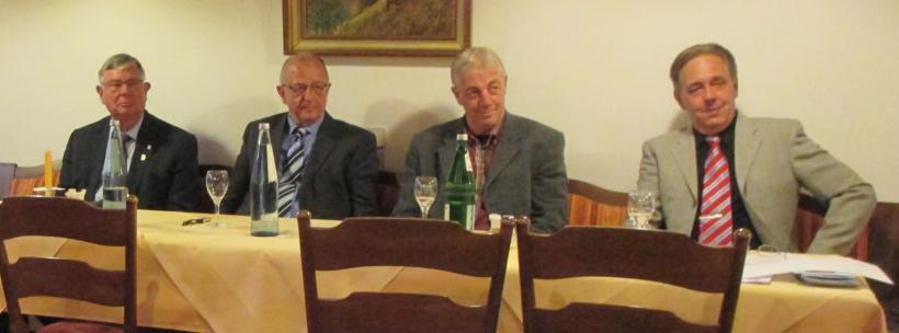 Stadtbürgermeister-Kandidaten Daun 2014